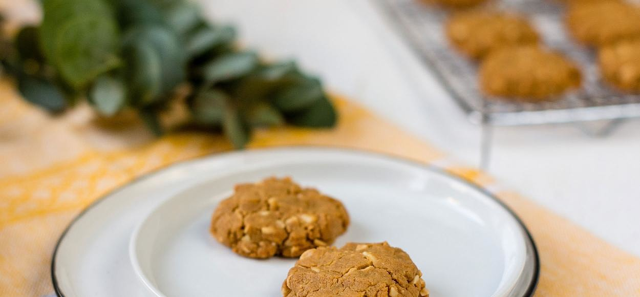 peanutbutter biscuits